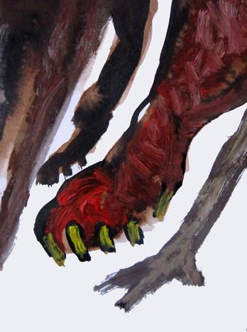 Chimichonoar (detail)
