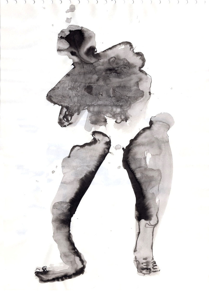 Être jambes