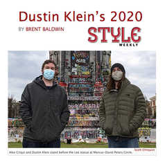 STYLE WEEKLY - DUSTIN KLEINS 2020