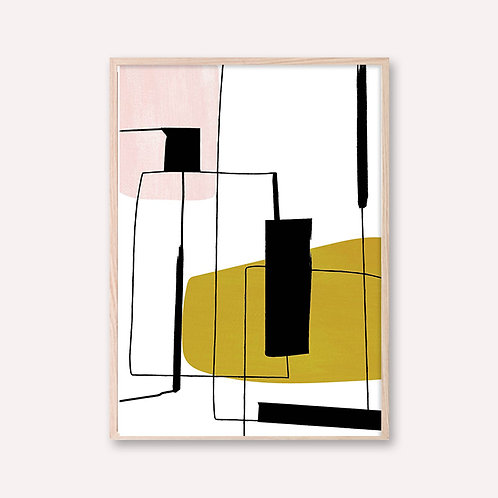 Abstract rectangle