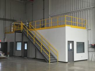 Stairs, Steps, Walkways & Platforms