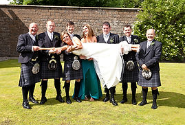 Wedding of Louise & David