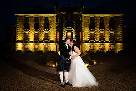 Wedding of Danika & Craig, at the Holy Trinity Church, St Andrews, Fife, Scotland
