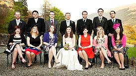 Wedding of Peter & Serena