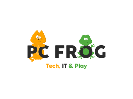 Rebranding through playful visuals