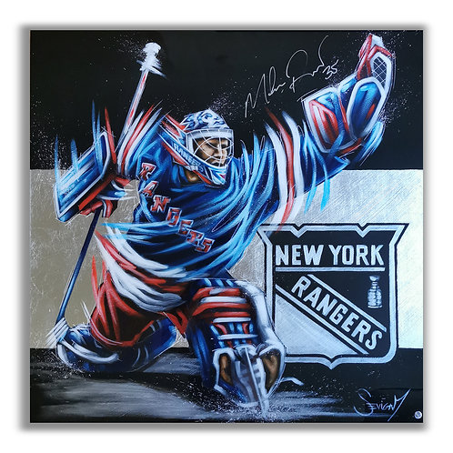 **SIGNED** MIKE RICHTER