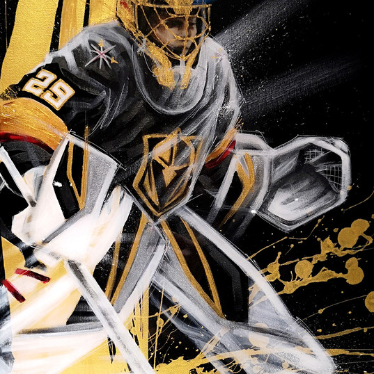 "Marc-André Fleury ""Splash"" (NHL)"