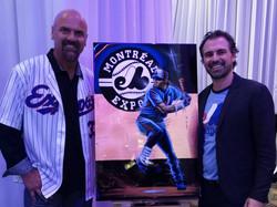 Sevigny_LarryWalker_Expos_HallofFame_MLB