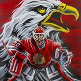 """Eddie """"The Eagle"""" Belfour (NHL)"""
