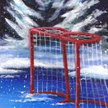 Net Winter Night