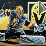 "Marc-André Fleury ""Flower Power"" (NHL)"