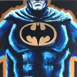 Gold Batman