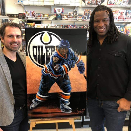Georges Laraque (NHL)