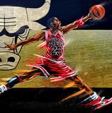 """Michael """"Air"""" Jordan (NBA)"""