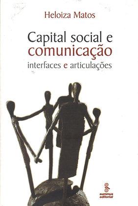 CAPITAL SOCIAL E COMUNICAÇÃO