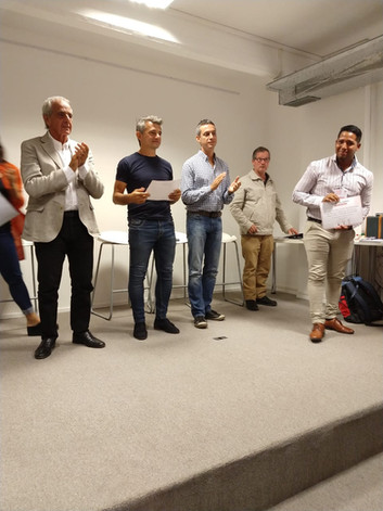 """Participamos del programa de asistencia y fortalecimiento """"Clubes de Barrio Perdurables""""."""
