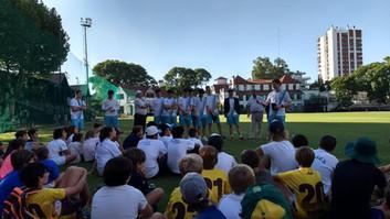 Cricket Sin Fronteras contra la pobreza y la exclusión