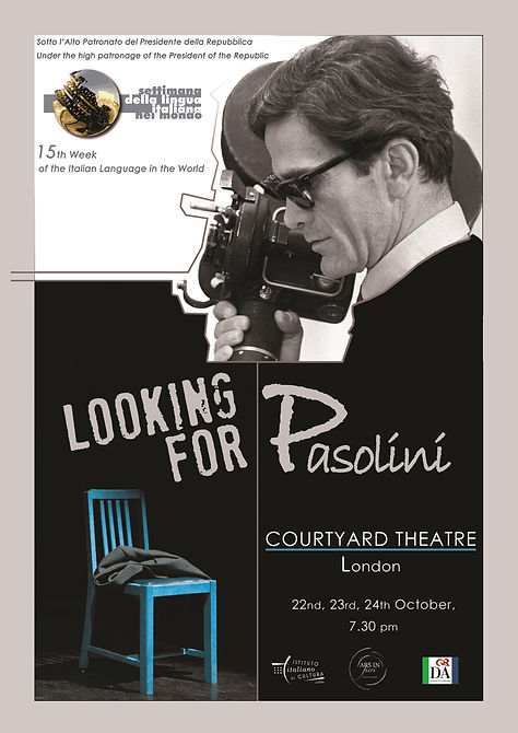 Looking for Pasolini