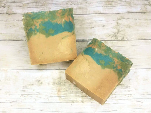 Avocado Mint Silk-Milk Soap
