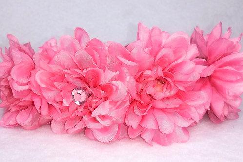 Hidden Gems, Pink flower crown