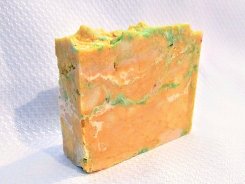 Lemon Cake Handcrafted Soap