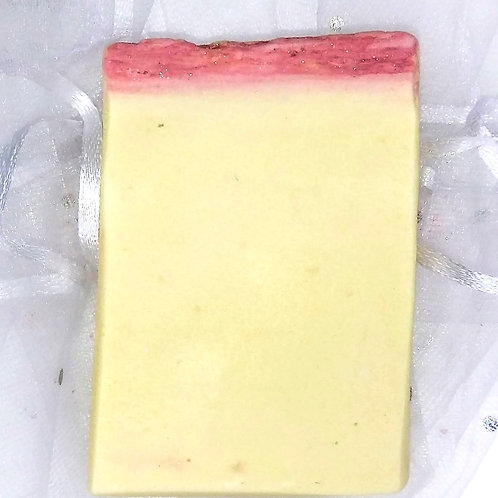 Peony Silk Milk Soap Handcrafted Soap
