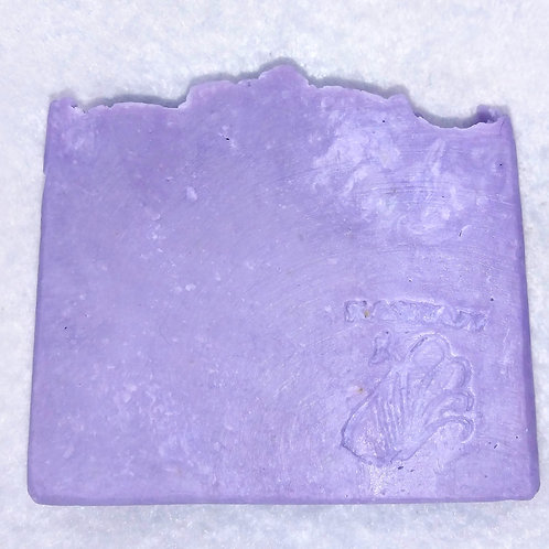 Lavender Silk Handcrafted Soap