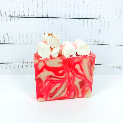 Pink Grapefruit Handcrafted Soap