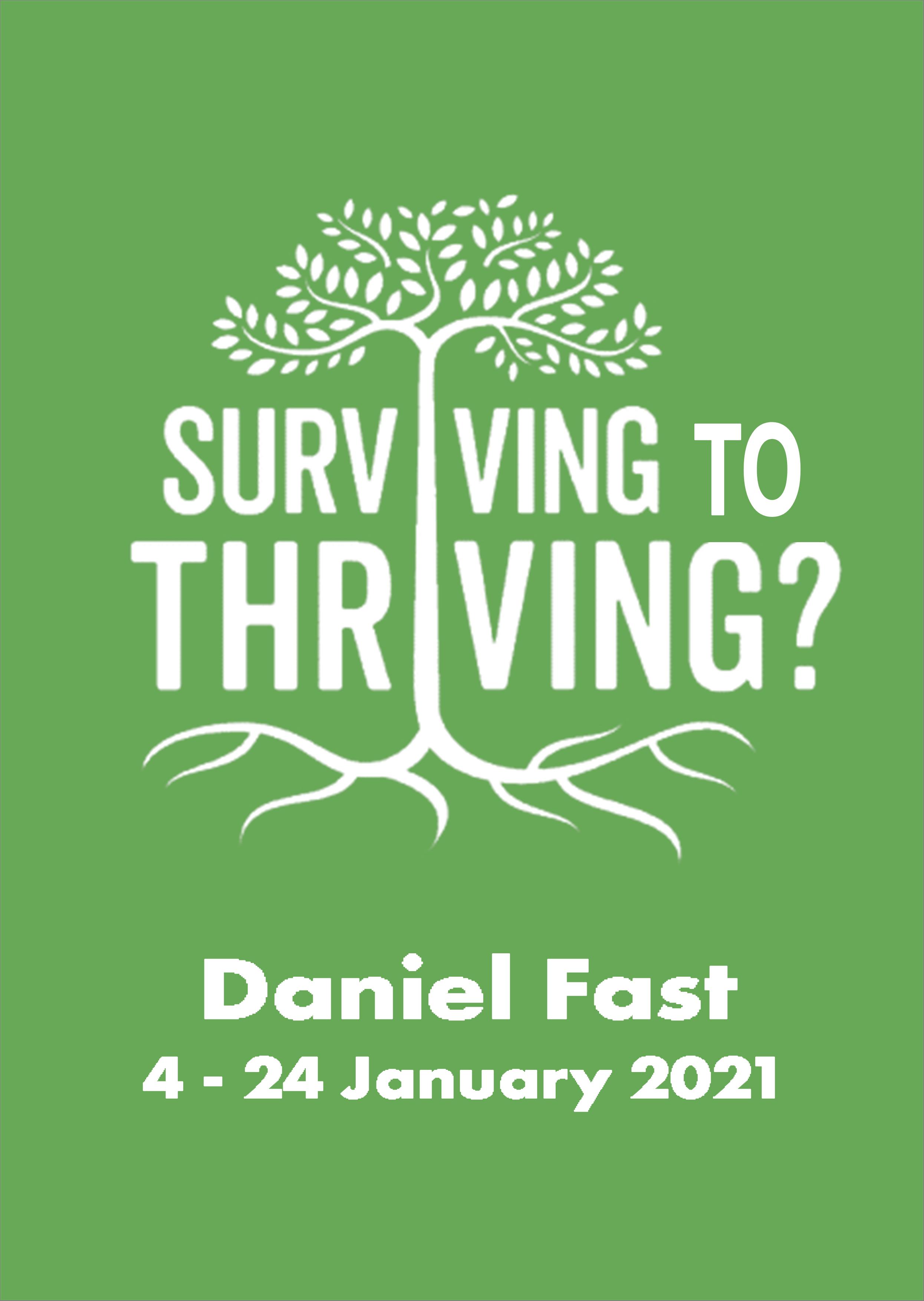 Daniel Fast 2021