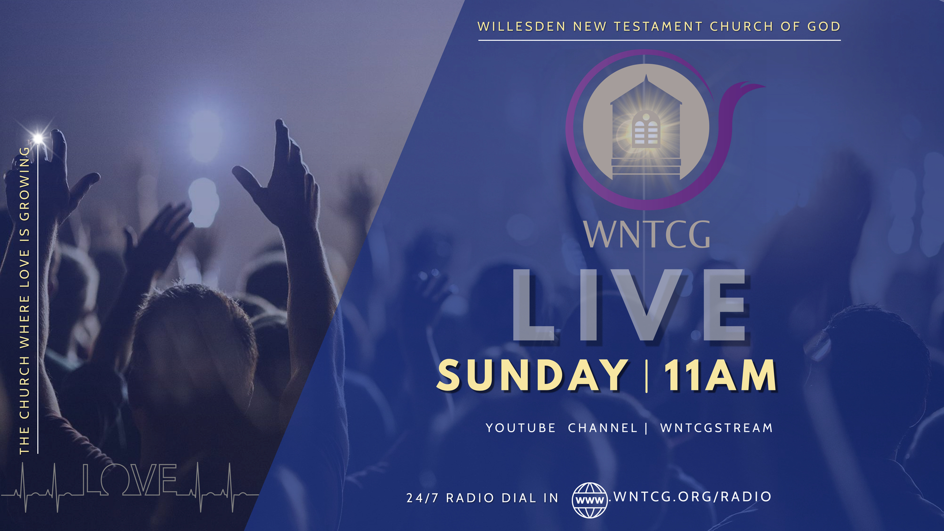 Sunday Worship @11am
