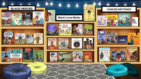 Google Classroom Virtual Library