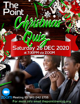 The Point Christmas Quiz