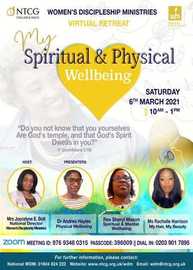 National WDM Virtual Retreat - Saturday