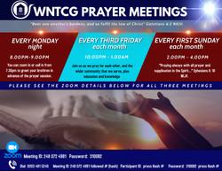 WNTCG Prayer Meetings