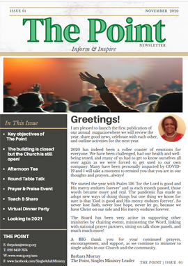 The Point Newsletter