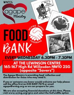 Agape Food Bank