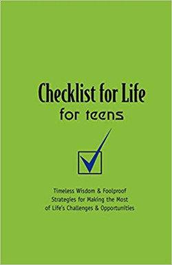 """Check List for Life """"Teens"""""""