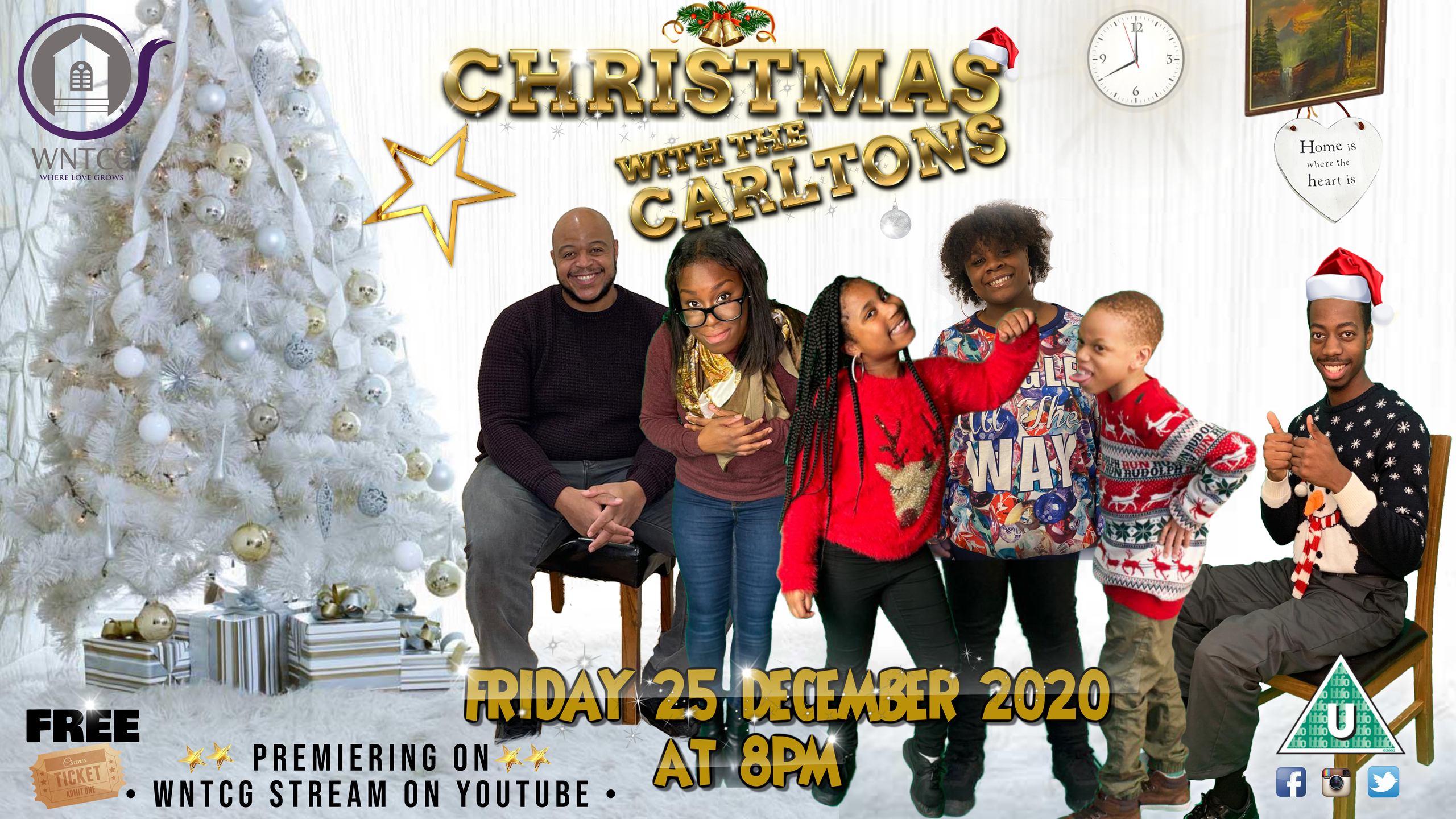 Christmas with the Carltons