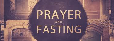 The Church is Fasting !