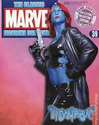 MARVEL FIGURINE COMIC ISSUE 39