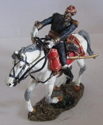 FRENCH GENERAL CAULAIN 1812