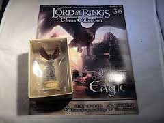 LORD OF THE RINGS CHESS PIECE EAGLE 36