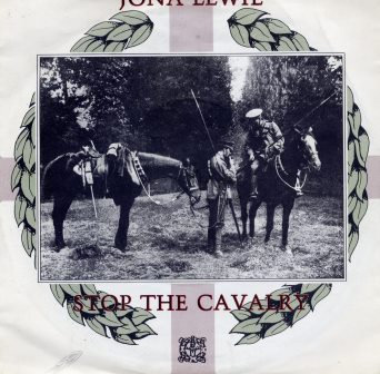 JONA LEWIE STOP THE CAVALRY