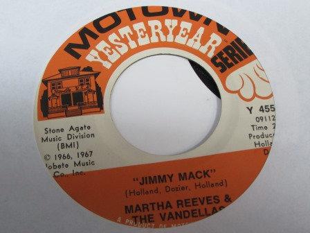 MARTHA REEVES JIMMY MACK IM READY FOR LOVE