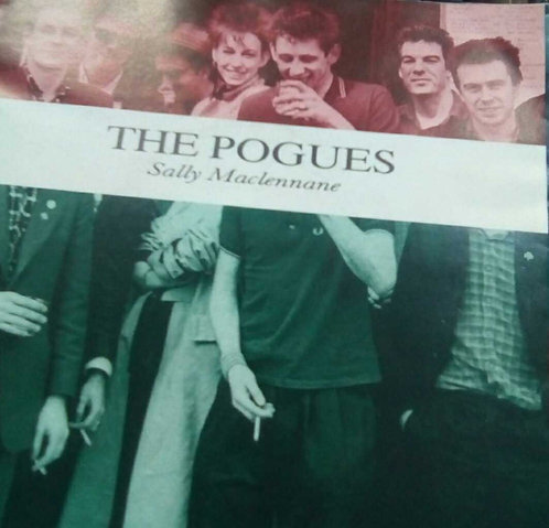 THE POGUES SALLY MACLENNE POSTER PACK 7""