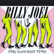 BILLY JOEL THE LONGEST TIME DUTCH IMPORT