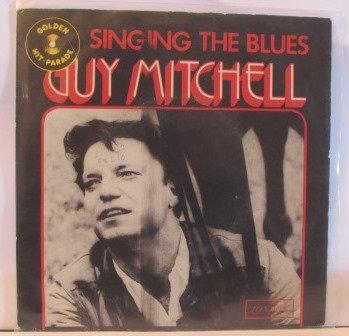 GUY MITCHELL SINING THE BLUES