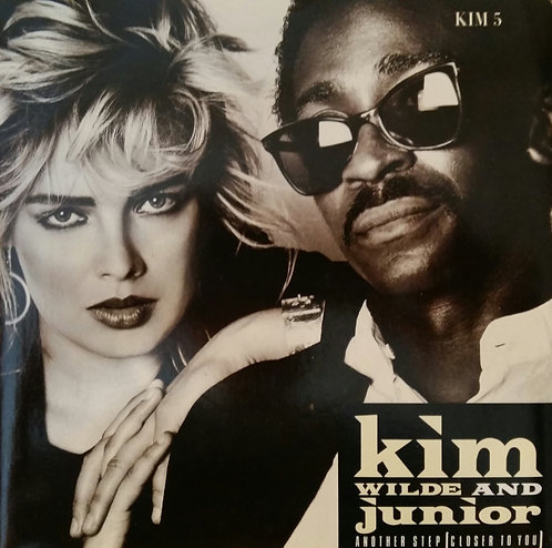 KIM WILDE AND JUNIOR ANOTHER STEP
