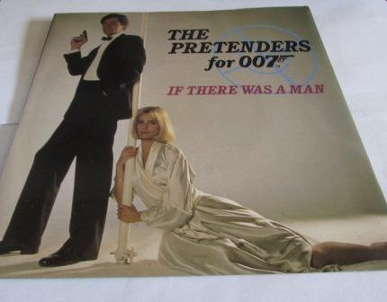 THE PRETENDERS IF THERE WAS A MAN 007 SOUNDTRACK