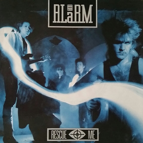 THE ALARM RESCUE ME POSTER PACK
